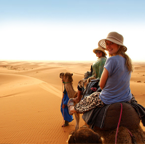 3 day Marrakech to Fes tour