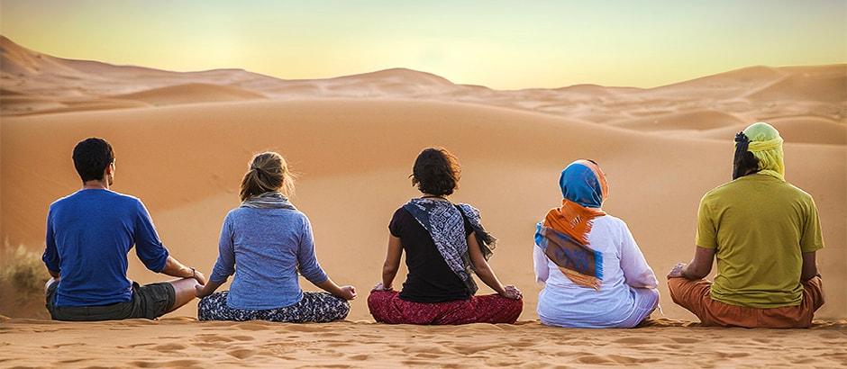 Marrakech To Fes 3-Day Desert Tour