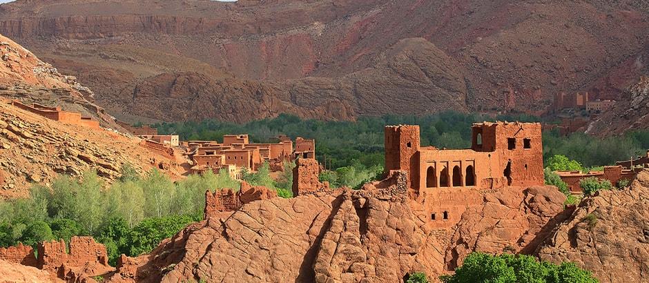 4 Day Marrakech To Fes Tour