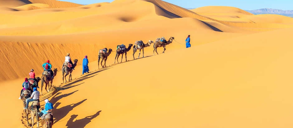 Marrakech To Merzouga 4-Day Tour
