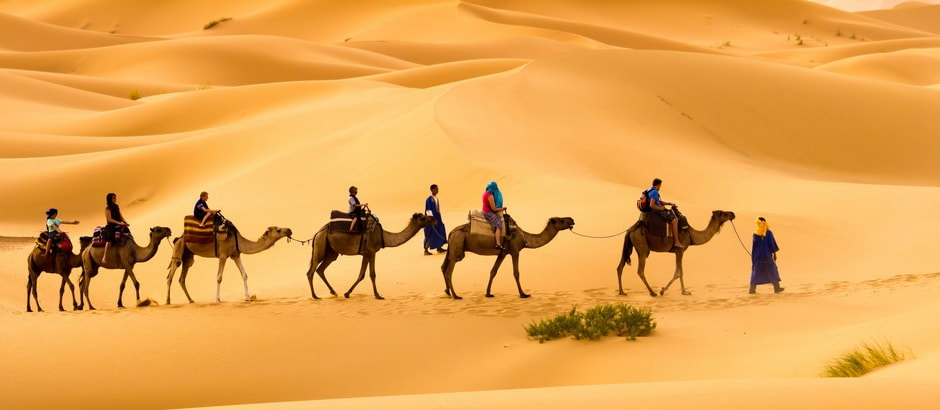 Fes To Marrakech 3-Day Desert Tour