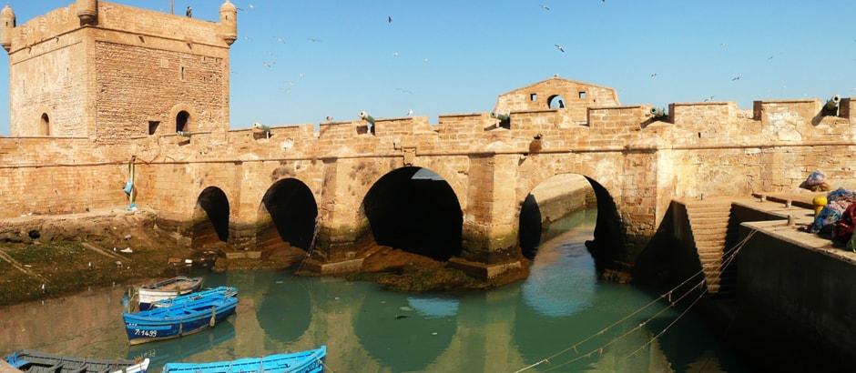 Marrakech shared excursion to Essaouira