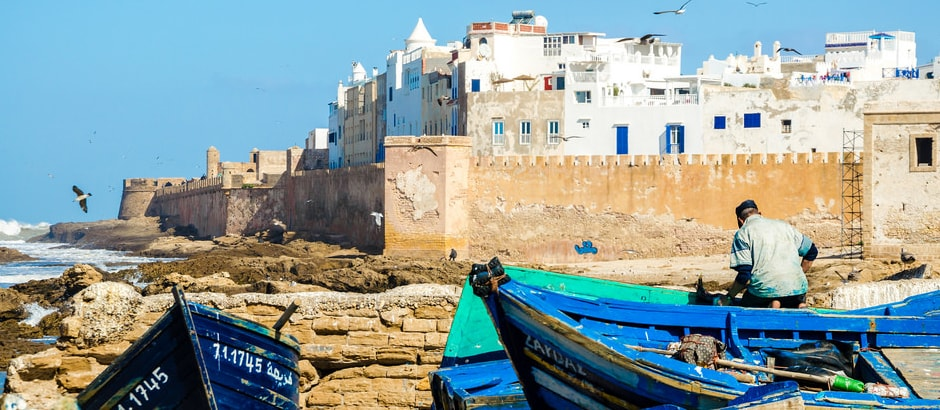 Excursion from Marrakech to Essaouira