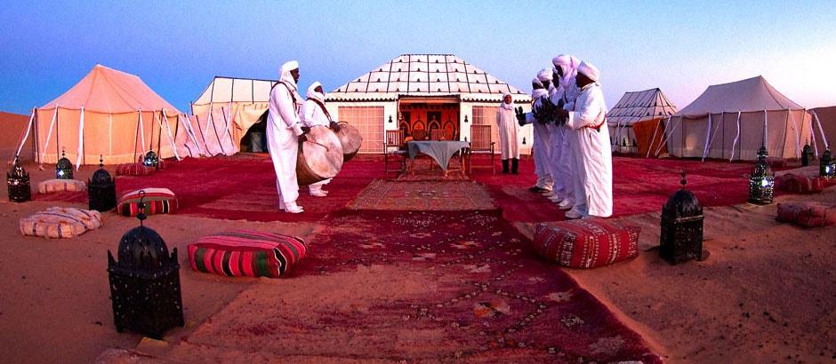 Luxury desert tour Marrakech