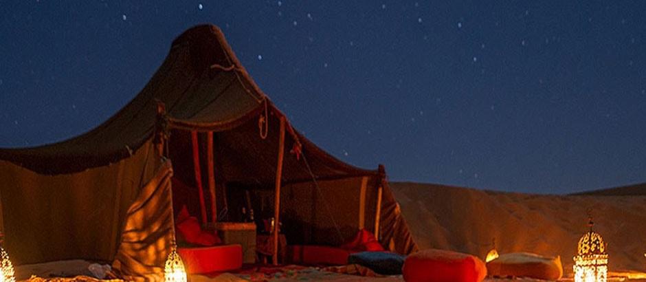 overnight desert safari marrakech